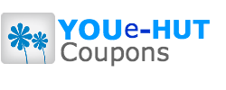 YOUe-HUT Coupons